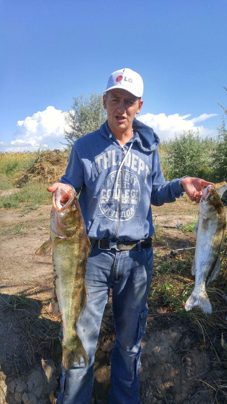 Отчёт по рыбалке на реке Или