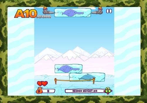 Игра Полярная рыбалка