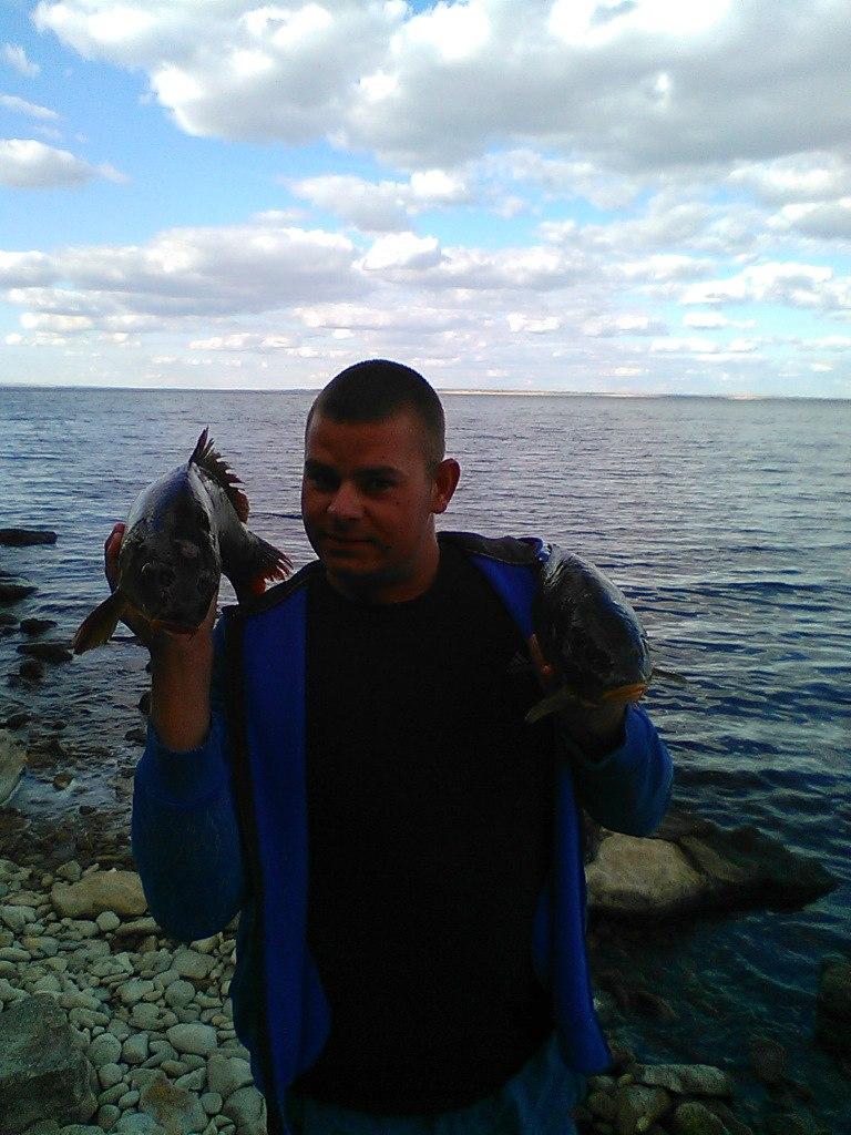 Отчет по рыбалке на Волге