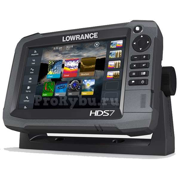Эхолот Lowrance HDS 7