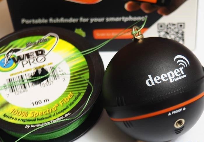 Эхолот Deeper Smart Fishfinder отзыв