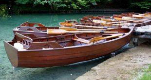 Чем хороши деревянные лодки