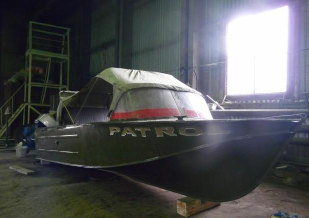 Технические характеристики моторной лодки Казанка 2М