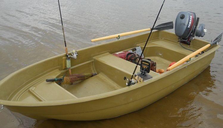 Лучшие недорогие пластиковые лодки под мотор