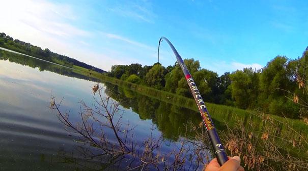 Как сделать снасть для ловли на поплавок