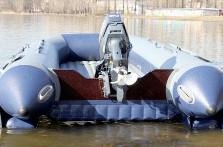 Лодка ПВХ Флагман 420 IGLA
