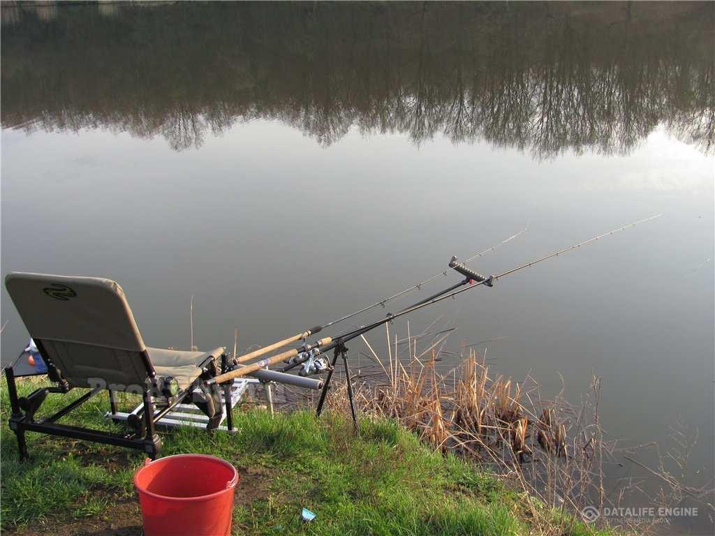 рыбалка удилище