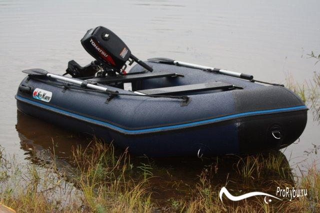 Лодки ПВХ под мотор рейтинг