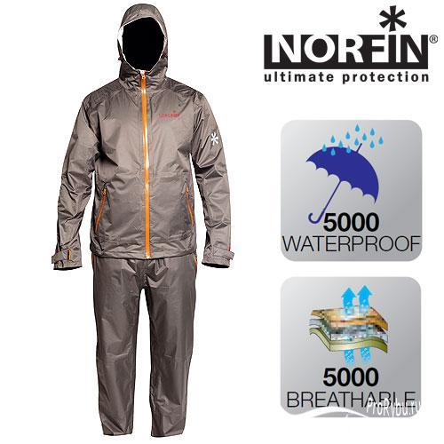Летний костюм Norfin PRO LIGHT blue