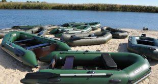 Универсальность надувных лодок