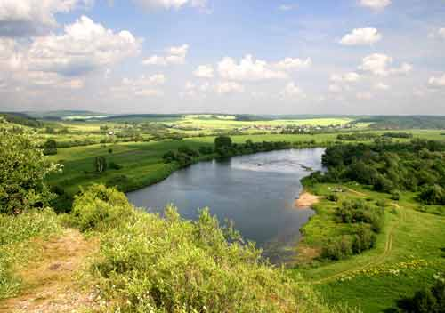 Рыбалка на реке Сылва