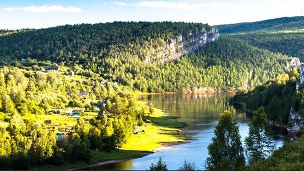 Реки для бесплатной рыбалки в Пермском крае