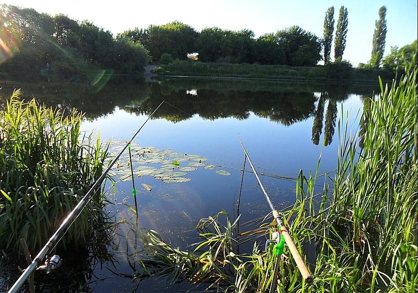Ловля в Челябинской области летом