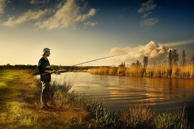 Весенняя рыбалка в Челябинской области