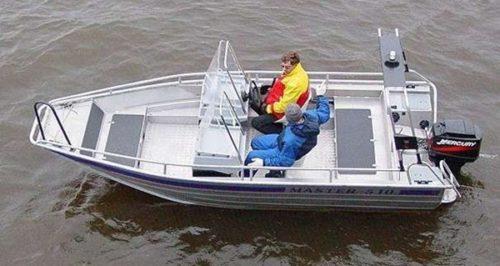 выбор алюминиевой лодки для рыбалки