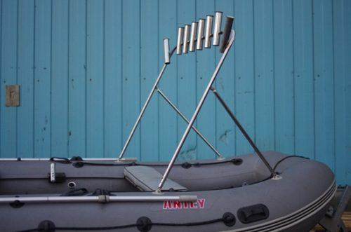 Тарга для лодки