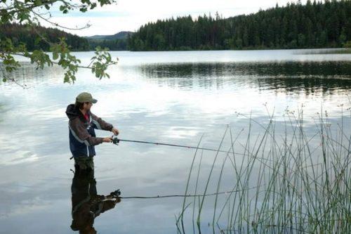 Омская обл рыбалка