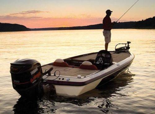 мотор для лодки от Ямаха