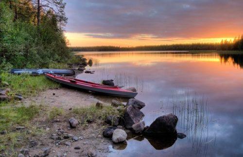 озера Курганской области