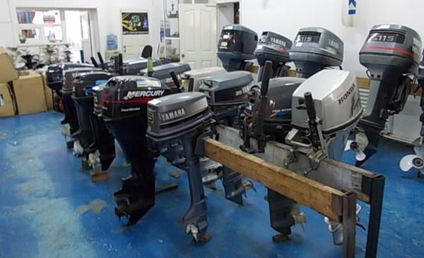 Рынок лодочных моторов. Советы по эксплуатации