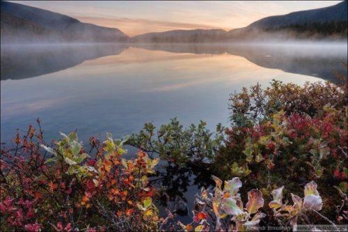 фото озера Имандра