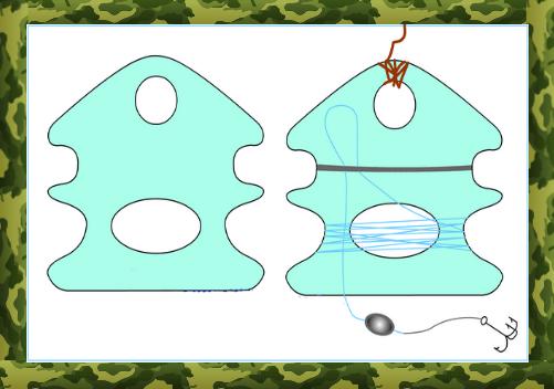 Как сделать летние жерлицы на щуку