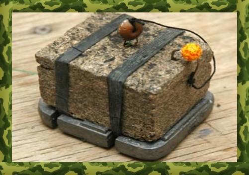 Изготовление макушатника для карпа