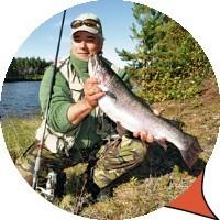 Отзывы рыбаков о блесне Pontoon 21 Trait TB
