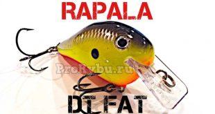 Rapala Dives-To Fat