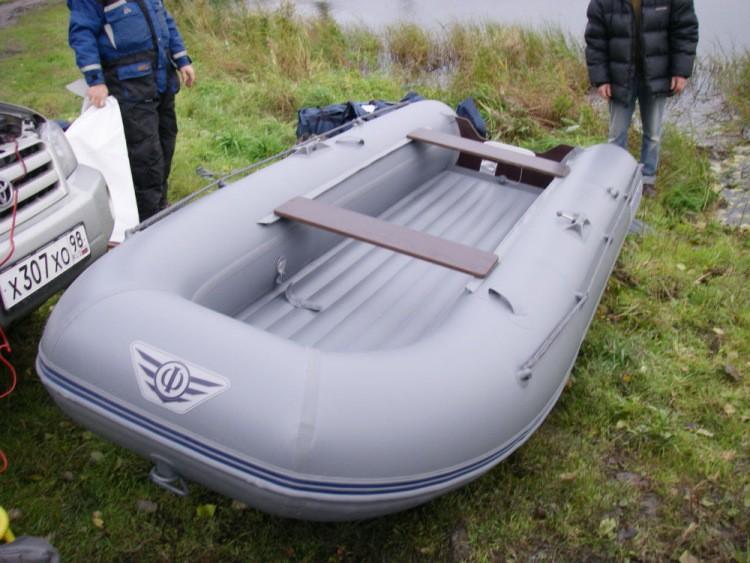 Лодка ПВХ Флагман 380