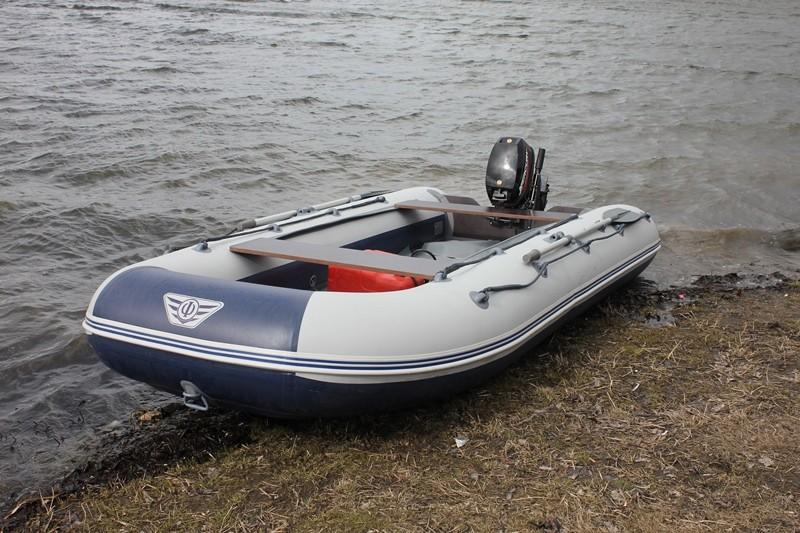 Лодка Флагман 400U