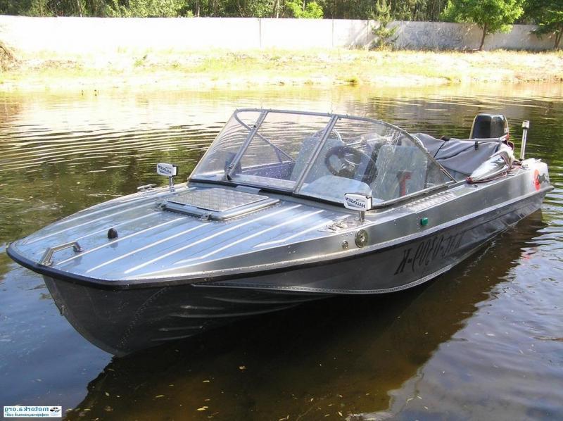 Характеристика лодки Казанка