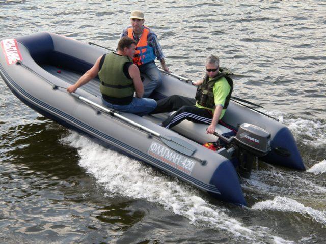 Отзывы о надувных лодках Флагман
