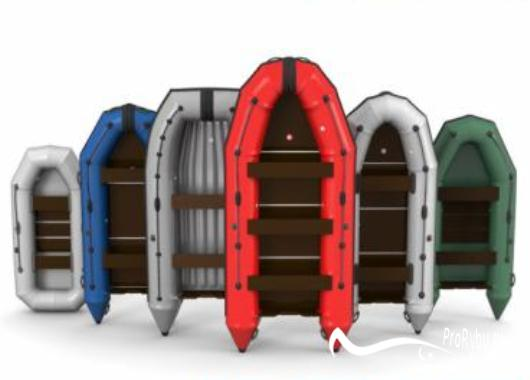 Преимущества надувных лодок