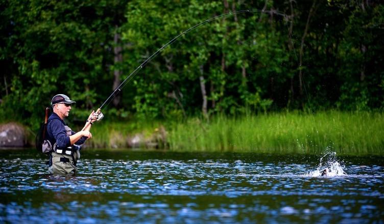 Нахлыстовая ловля в Челябинской области