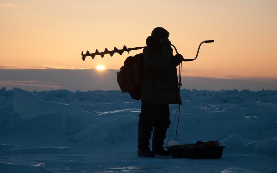 Зимняя ловля в Челябинской области
