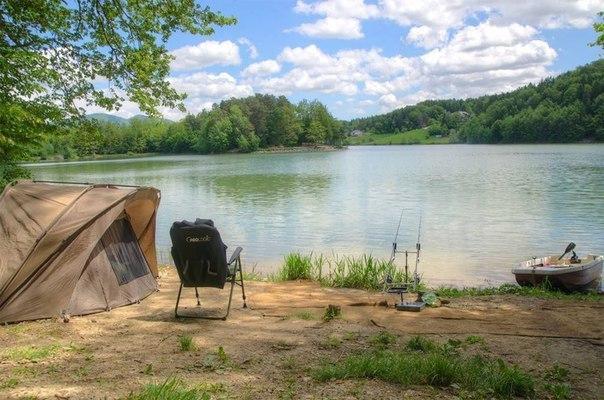 Рыбалка в Свердловской области летом