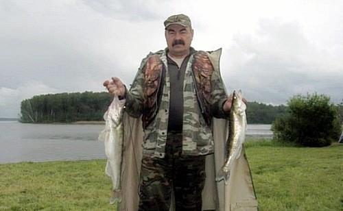 Отчет о рыбалке на реке Яуза