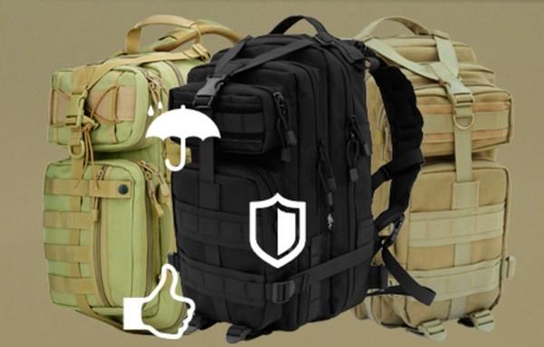 Рюкзак FREE SOLDIER фото