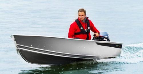 Моторные алюминиевые лодки для рыбалки