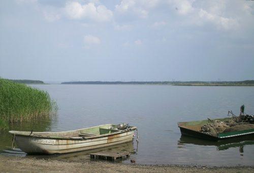 Водохранилище Клебан-Бык