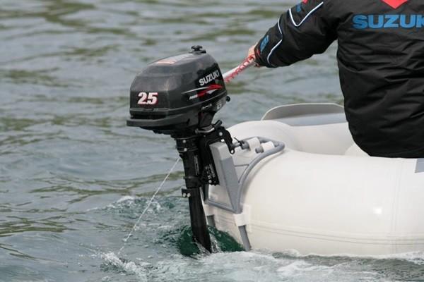 Мотор для лодки ПВХ