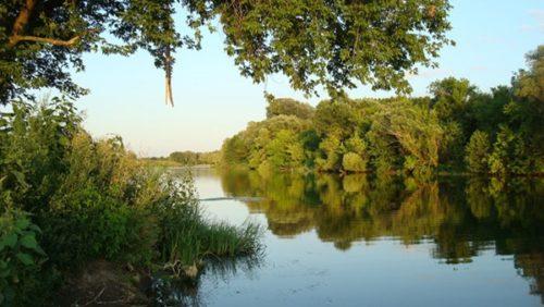 река в Курской области