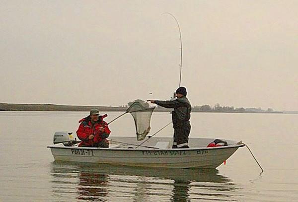 рыбалка Астраханская область