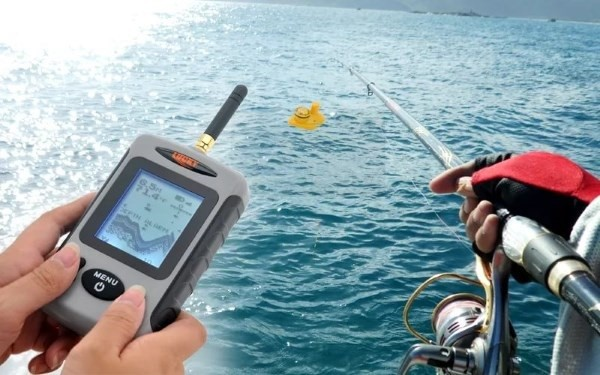 эхолот для ловли рыбы