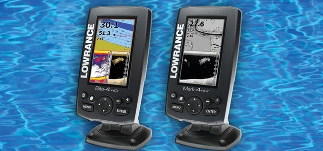 эхолот Lowrance Mark Elite-4