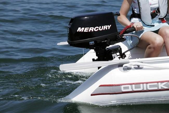 Лодочный мотор Mercury