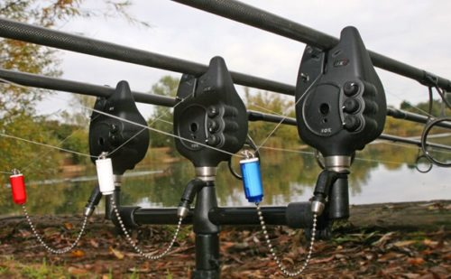 род-поды со встроенными сигнализаторами поклевки