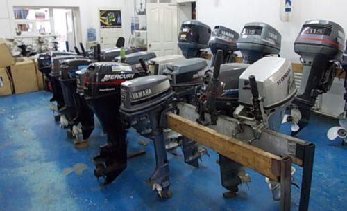 лодочные моторы магазин