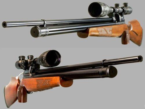 пневматические винтовки PCP выбор